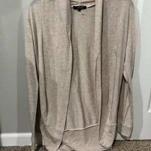 2 FOR $8 - Ambiance Oatmeal Cardigan NWOT